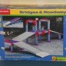 Rokenbok 34315 Bridges & Roadways Build Set Never Used Complete