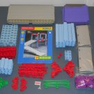34315 Bridges & Roadways Build Set Rokenbok All Building Parts Included