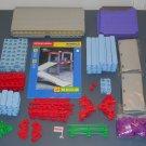 Bridges & Roadways 34315 Build Set Rokenbok All Building Parts Included