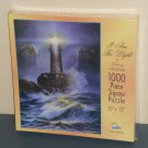 1000 Piece Jigsaw Puzzle I Am the Light SunsOut SEALED HN18668