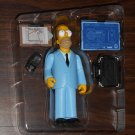 Herb Powell Series 1 All Star Voices Alternate Tray WOS Interactive Figure The Simpsons Playmates