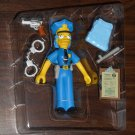 Officer Marge Series 7 WOS Interactive Figure The Simpsons TV Show Playmates World of Springfield
