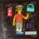 Resort Smithers Series 10 WOS Interactive Figure The Simpsons TV Show Playmates World of Springfield
