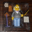 Mr Largo Series 12 WOS Interactive Figure The Simpsons Fox TV Show Playmates Toys