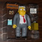 Larry Burns Rodney Dangerfield Series 11 WOS Interactive Figure Simpsons Fox TV Show Playmates Toys