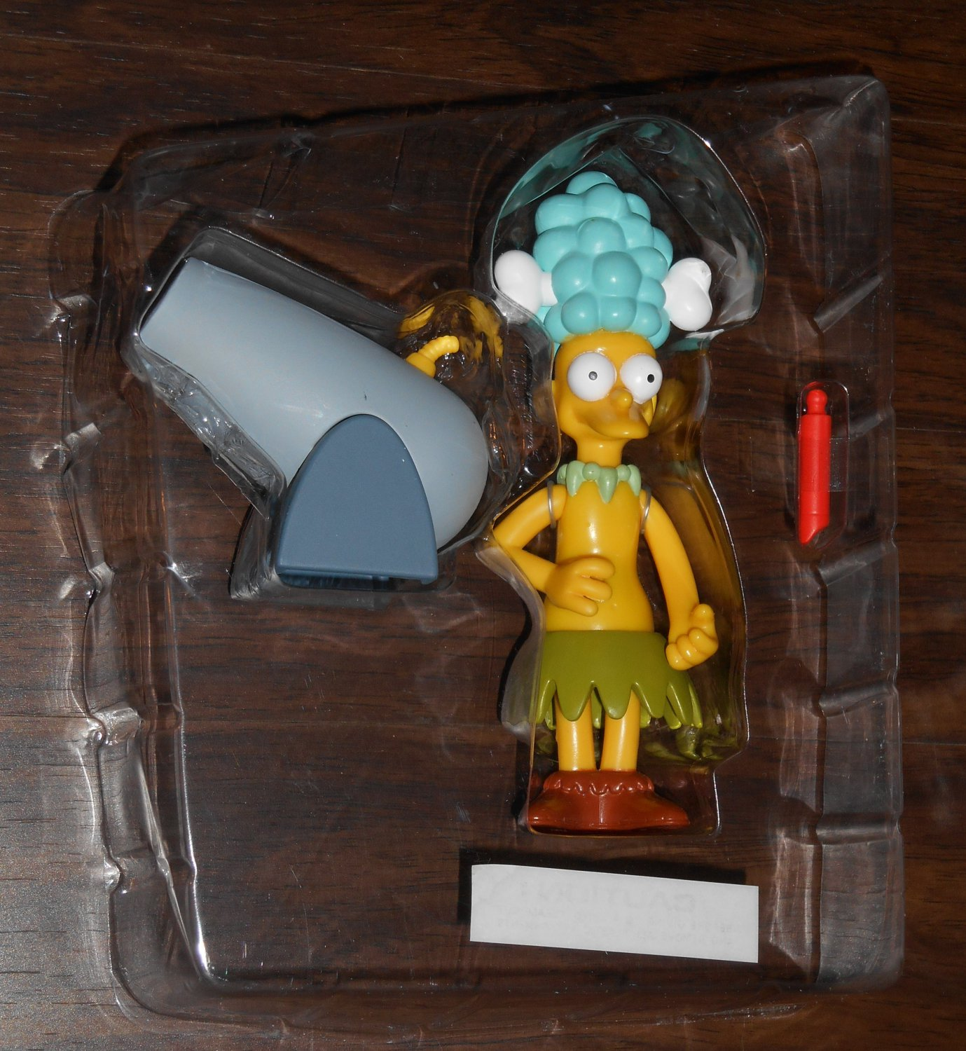 Sideshow Mel Series 5 WOS Interactive Figure The Simpsons Fox TV Show Playmates Toys