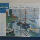Sailboats on the Seine 1000 Piece Jigsaw Puzzle Claude Monet Pomegranate ArtPiece NIB