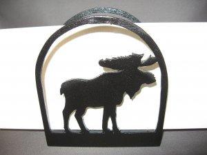 Moose napkin or letter holder