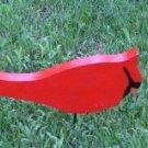 Cardinal bird Garden sign