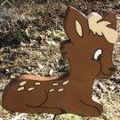Deer Fawn Lawn Decoration