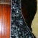 Deco Archtop Guitar Pickguard