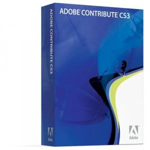 Adobe Contribute CS3 - MAC