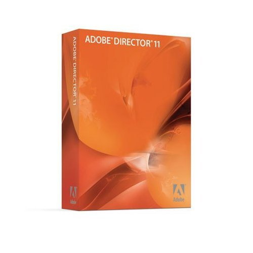 Adobe Director 11 - Formerly from Macromedia (WINDOWS)
