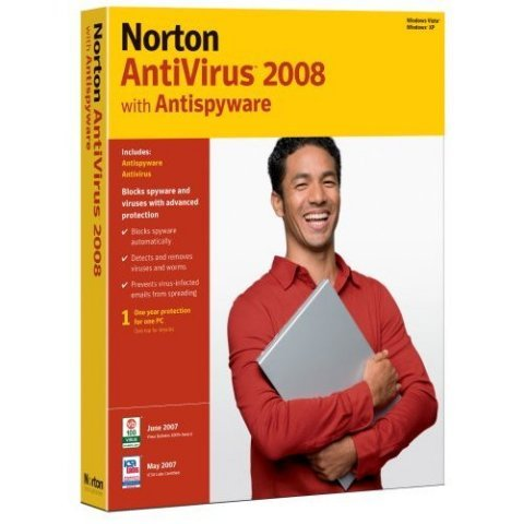 Norton AntiVirus 2008