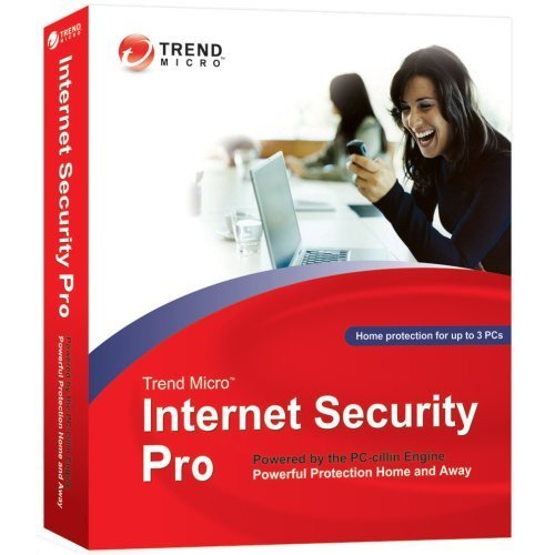 Trend Micro Internet Security Pro 2008