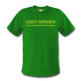 Used Garden Men's Cotton Shirt