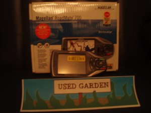 Magellan RoadMate 700 GPS Receiver