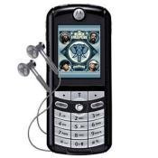 """Motorola Rokr E1 """"Black Limited Edition"""" iPod Cell Phone 100 Songs in Your Pocket"""