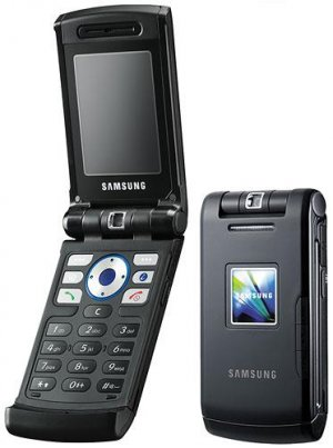 Samsung SGHZ510 Super Slim TriBand GSM Camera Bluetooth Cellular Phone