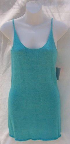 TRINA TURK Neiman Silk Knit Tank Top Tunic Camisole