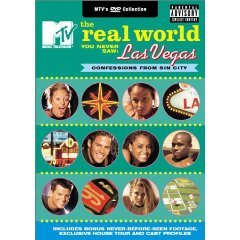 Real World You Never Saw: Las Vegas DVD