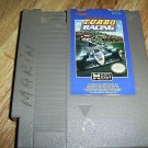 AL Unser Jr. Turbo Racing (Nintendo Game) FREE SHIPPING