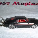 1969 MUSTANG CAR  KEYCHAIN & SWIVEL CLIP (FREE SHIPPING)