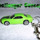 CHALLENGER CONCEPT CAR  KEYCHAIN & SWIVEL CLIP (FREE SHIPPING)