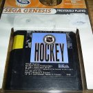 NHL Hockey (Sega Genesis) FREE SHIPPING