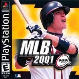 FREE SHIPPING MLB 2001 Baseball (Playstation)