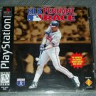 FREE SHIPPING MLB Pennant Race Baseball(Playstation)
