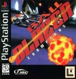 FREE SHIPPING Ball Blazer (Playstation)