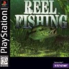 FREE SHIPPING Reel Fishing (Playstation)