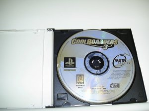 CoolBoarders 3 (Playstation Game) FREE SHIPPING