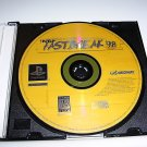 NBA Fastbreak 1998 (Playstation Game) FREE SHIPPING