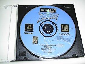 WCW NWO Thunder(Playstation Game) FREE SHIPPING