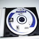Madden 2001 (Playstation Game) FREE SHIPPING
