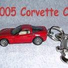 2005 Corvette C6 Keychain & Swivel Clip (FREE SHIPPING)