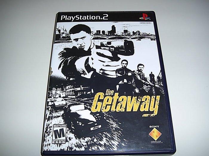 The Getaway  (Playstation 2) FREE SHIPPING