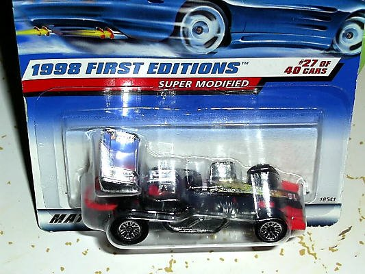 Super Modified Indy Car (1998 First Edition) FREE SHIPPING