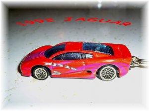 Jaguar XJ220 Car Keychain (FREE SHIPPING)