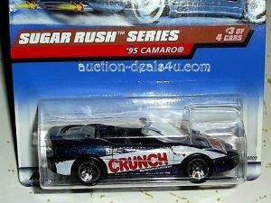 1995 Camaro Suger Rush Hotwheel Car (NEW) FREE SHIPPING