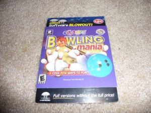 Egames Bowling Mania PC Games (Brand New) FREE SHIPPING