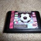 Champions World Class Soccer (Sega Genesis Game) FREE SHIPPING