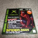 Demo Disk #08 (Xbox System) Spider-Man FREE SHIPPING