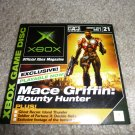 Demo Disk #21 (Xbox System) Mace Griffin FREE SHIPPING