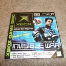 Demo Disk #27 (Xbox System) Deus-ex FREE SHIPPING