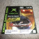 Demo Disk #33 (Xbox System) Ralli sport 2 FREE SHIPPING