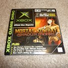 Demo Disk #48 (Xbox System) Mortal Kombat FREE SHIPPING