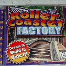 Roller Coaster Factory PC Game (FREE SHIPPING)
